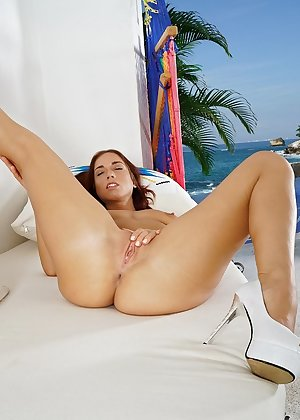 Model Nina Sunrise , IntheCrack Pussy Closeup Gold collection high definition vagina #13