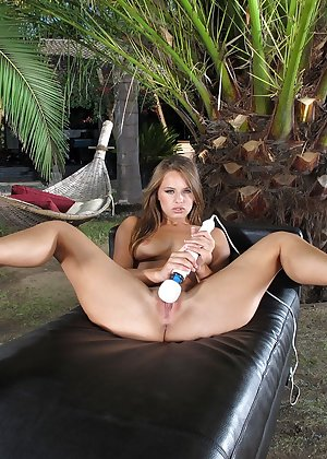 Model Jillian Janson , IntheCrack Pussy Closeup Gold collection vagina pussy #12